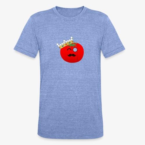 Tomatbaråonin - Triblend-T-shirt unisex från Bella + Canvas
