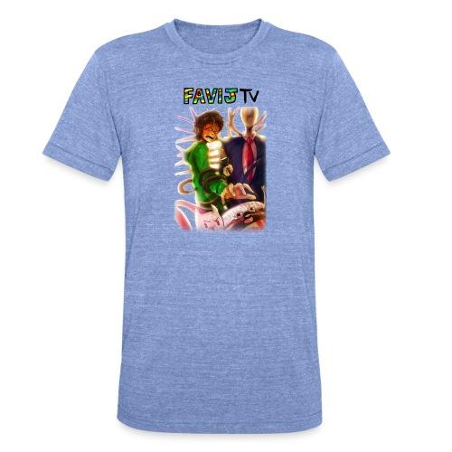 ShirtFinale png - Maglietta unisex tri-blend di Bella + Canvas