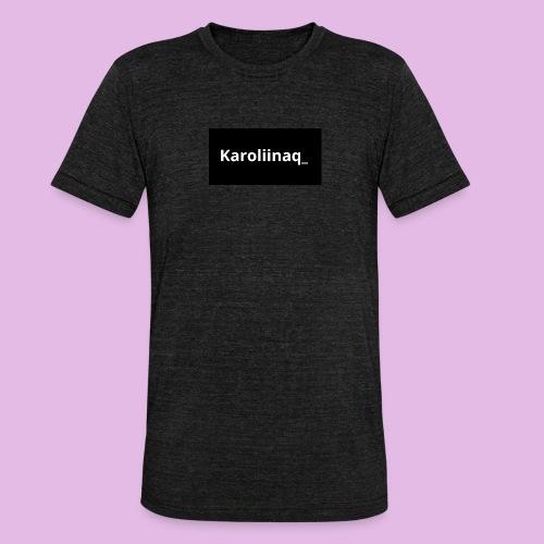 Karoliinaq_ - Bella + Canvasin unisex Tri-Blend t-paita.