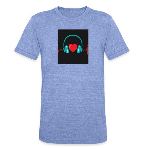 Victoria Sowinska - Unisex Tri-Blend T-Shirt by Bella & Canvas