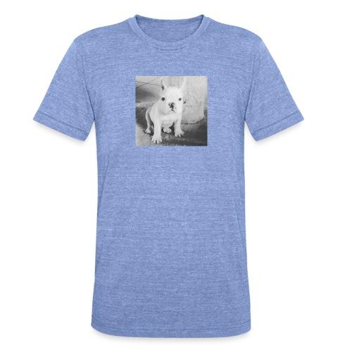 Billy Puppy - Unisex tri-blend T-shirt van Bella + Canvas