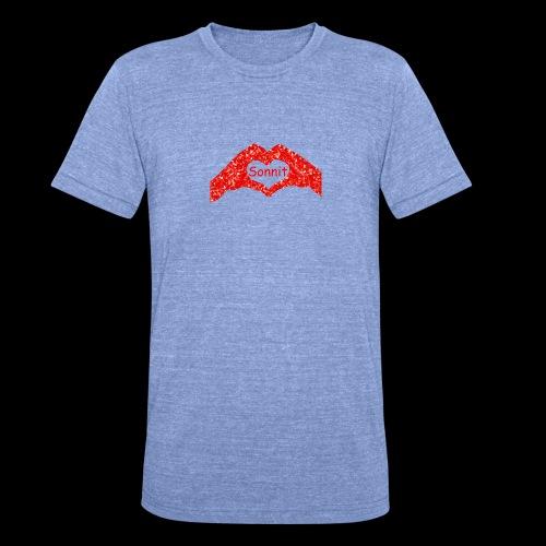 Sonnit Valentines - Unisex Tri-Blend T-Shirt by Bella & Canvas