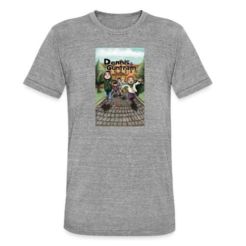 DuG-Band1-Kurztitel - Unisex Tri-Blend T-Shirt von Bella + Canvas