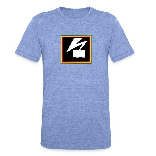 bad flag - Unisex Tri-Blend T-Shirt by Bella & Canvas