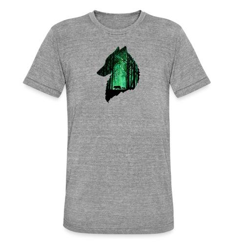1568142566110 - T-shirt chiné Bella + Canvas Unisexe