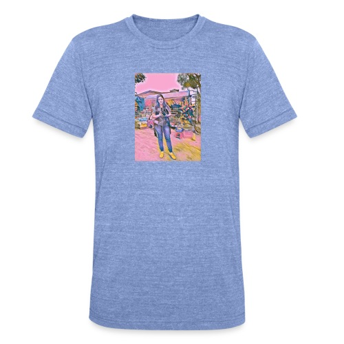 238745309072202 - Unisex Tri-Blend T-Shirt by Bella & Canvas