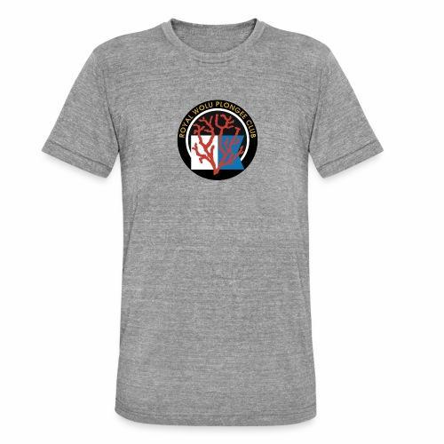 Royal Wolu Plongée Club - T-shirt chiné Bella + Canvas Unisexe