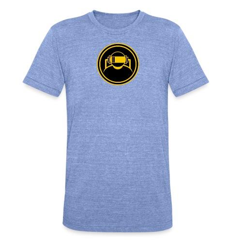 Machine Boy Yellow - Unisex Tri-Blend T-Shirt by Bella + Canvas