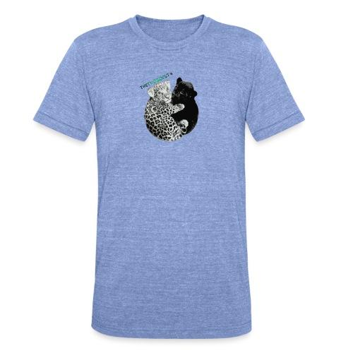 panther jaguar Limited edition - Unisex tri-blend T-shirt fra Bella + Canvas