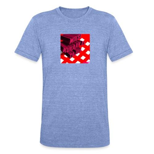 KukaaEiTajuu - Bella + Canvasin unisex Tri-Blend t-paita.