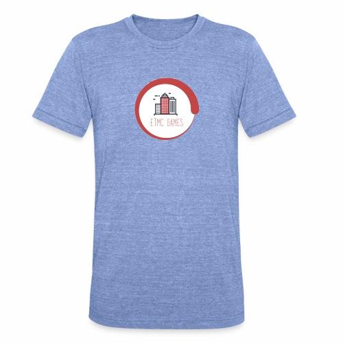 ETMC Orginal - Unisex tri-blend T-shirt van Bella + Canvas