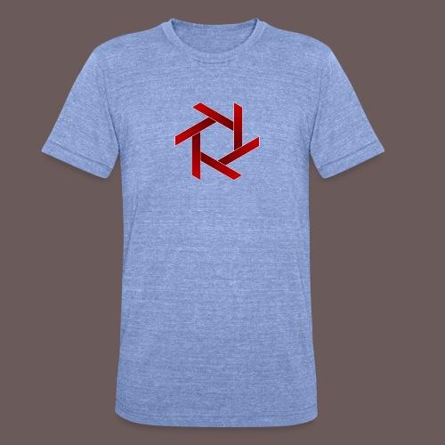 Star - Unisex tri-blend T-shirt fra Bella + Canvas