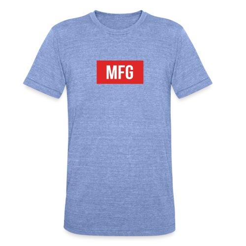 MFG on Youtube Logo - Unisex Tri-Blend T-Shirt by Bella & Canvas