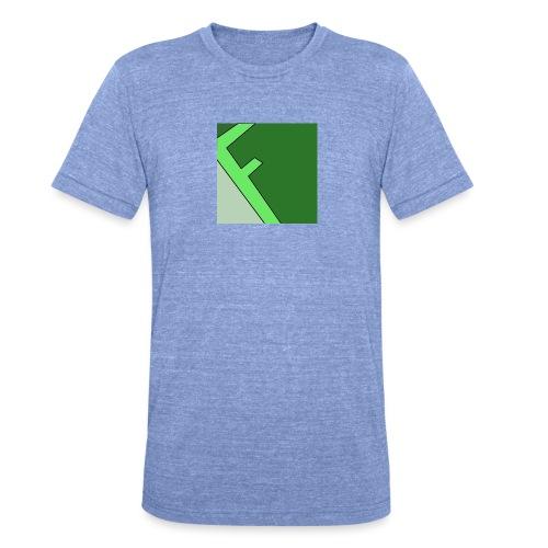Frager - Triblend-T-shirt unisex från Bella + Canvas