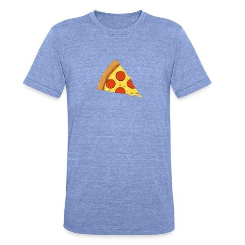 Pizza - Maglietta unisex tri-blend di Bella + Canvas