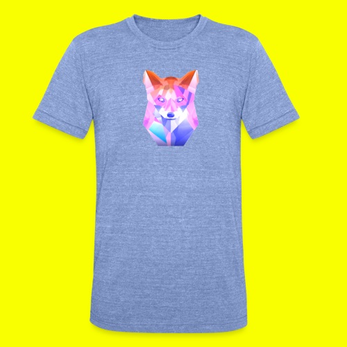 Nemirion Logo - Unisex tri-blend T-shirt van Bella + Canvas
