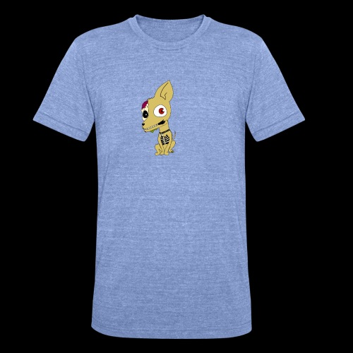 Poppy Kun oficial - Camiseta Tri-Blend unisex de Bella + Canvas
