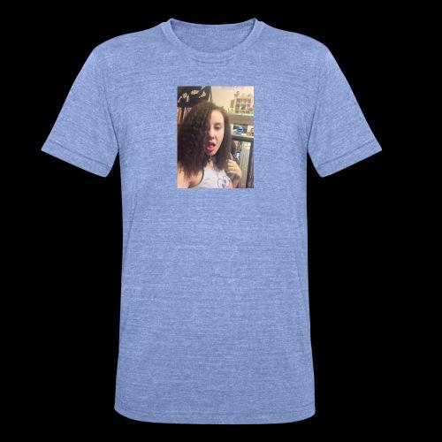 freya ft one d - Unisex Tri-Blend T-Shirt by Bella & Canvas