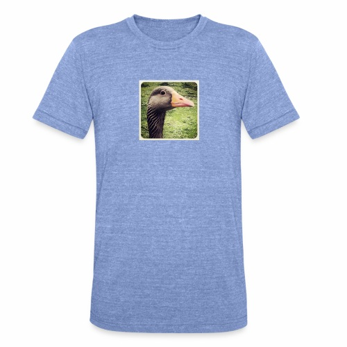Original Artist design * Coin Coin - Unisex Tri-Blend T-Shirt by Bella & Canvas