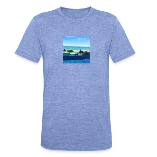 Thailand pattaya - Unisex tri-blend T-shirt fra Bella + Canvas
