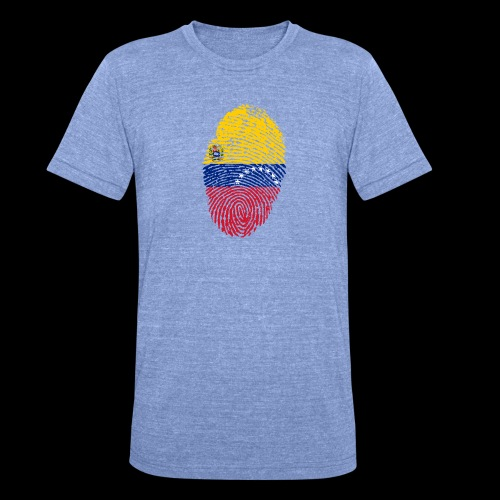 venezuela 653088 1920 - Camiseta Tri-Blend unisex de Bella + Canvas