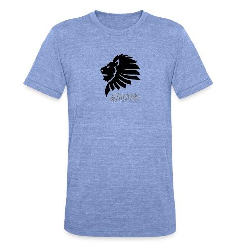 Gymlions T-Shirt - Unisex Tri-Blend T-Shirt von Bella + Canvas