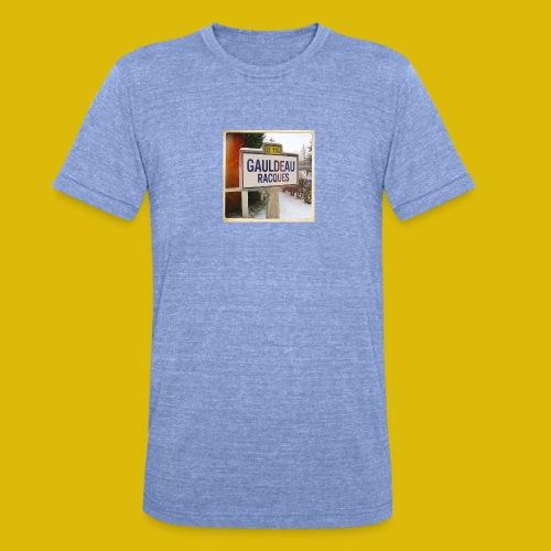 Gogoldorak - T-shirt chiné Bella + Canvas Unisexe