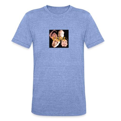 EQM LOGO - Triblend-T-shirt unisex från Bella + Canvas
