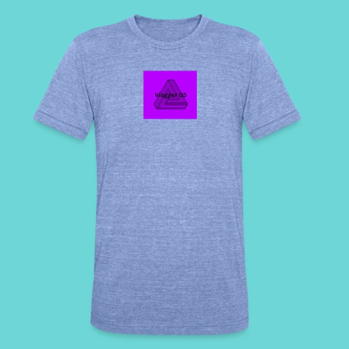 2018 logo - Unisex Tri-Blend T-Shirt by Bella & Canvas
