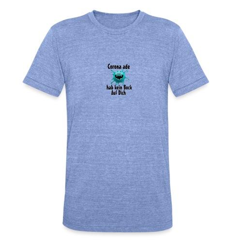 Kein Bock - Unisex Tri-Blend T-Shirt von Bella + Canvas