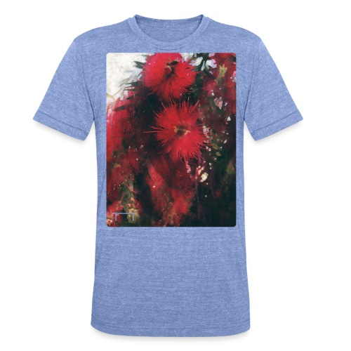№ 55 [exoticus] - Unisex Tri-Blend T-Shirt by Bella & Canvas