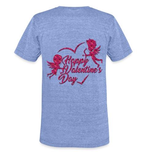 Valentine Day - Triblend-T-shirt unisex från Bella + Canvas
