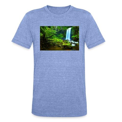 Quayambaya Sportswear - Unisex Tri-Blend T-Shirt von Bella + Canvas