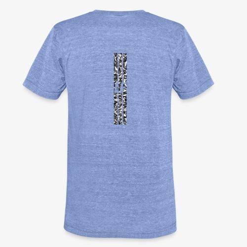 LF camo stripes - Triblend-T-shirt unisex från Bella + Canvas