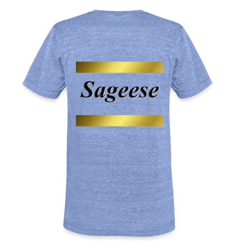 Sageese1400 - Unisex Tri-Blend T-Shirt by Bella + Canvas
