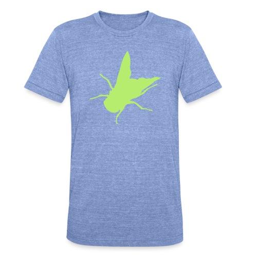fliege - Unisex Tri-Blend T-Shirt von Bella + Canvas
