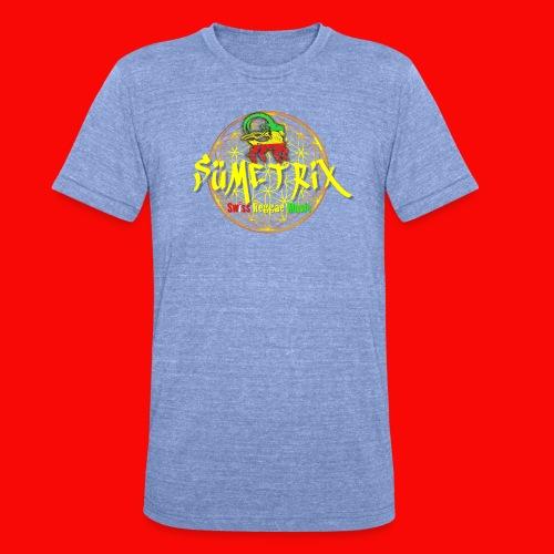 SÜEMTRIX FANSHOP - Unisex Tri-Blend T-Shirt von Bella + Canvas