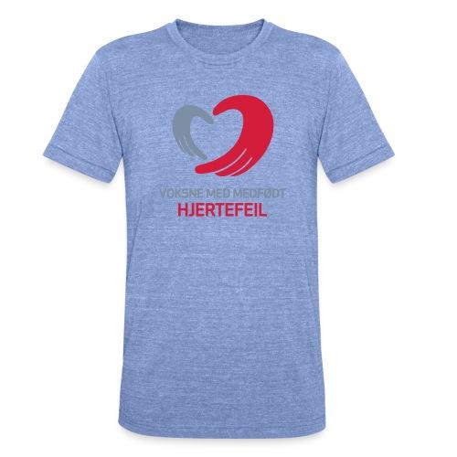 VMH__spreadshirt - Unisex tri-blend T-skjorte fra Bella + Canvas