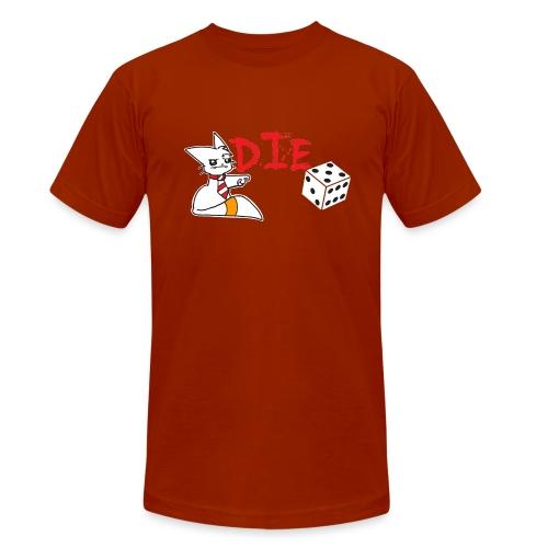 DIE - Unisex Tri-Blend T-Shirt by Bella + Canvas