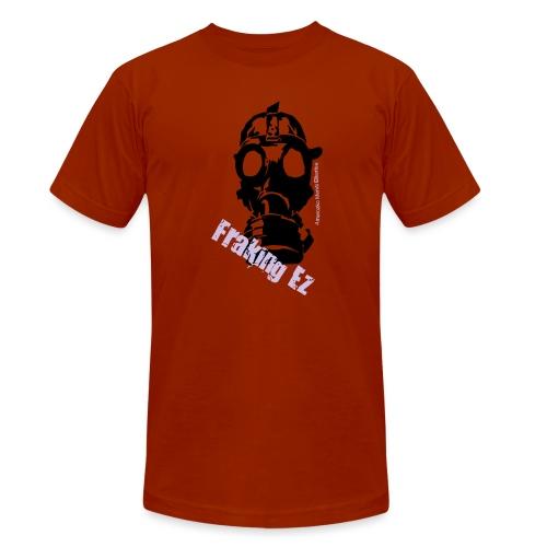Anti - fraking - Camiseta Tri-Blend unisex de Bella + Canvas