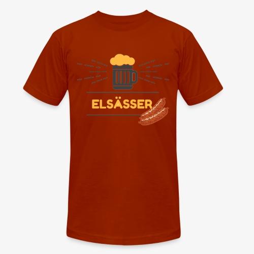 ELSÄSSER - T-shirt chiné Bella + Canvas Unisexe