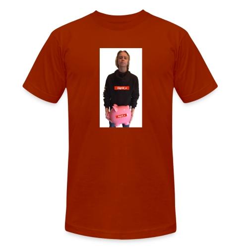 Sigrid_uPhotoTee - Unisex tri-blend T-skjorte fra Bella + Canvas