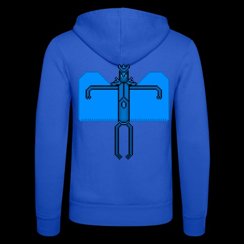 Cryogen - Unisex Hooded Jacket by Bella + Canvas