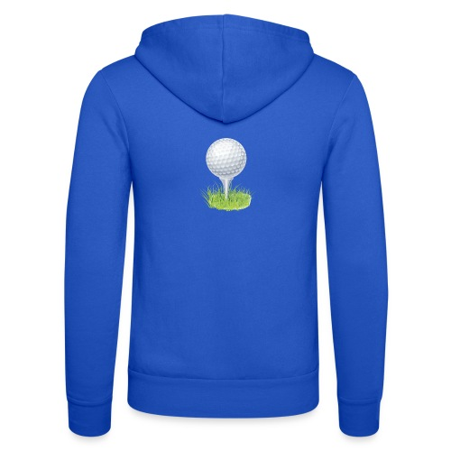 Golf Ball PNG Clipart - Nuestra chaqueta con capucha de Bella + Canvas