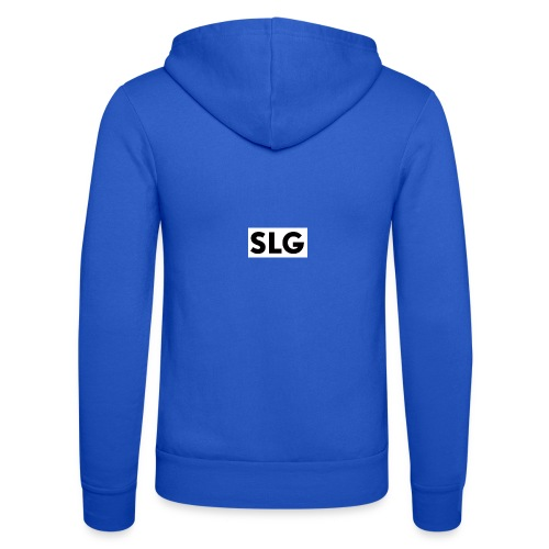 slg - Unisex Hooded Jacket by Bella + Canvas