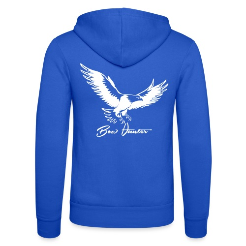 Eagle Bow Hunter - Unisex Kapuzenjacke von Bella + Canvas