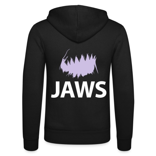 Jaws Dangerous T-Shirt - Unisex Hooded Jacket by Bella + Canvas