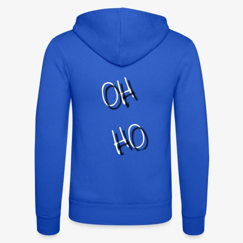 OH HO - Unisex Hooded Jacket by Bella + Canvas