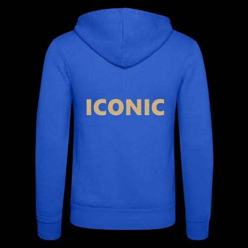 ICONIC [Cyber Glam Collection] - Unisex Hooded Jacket by Bella + Canvas
