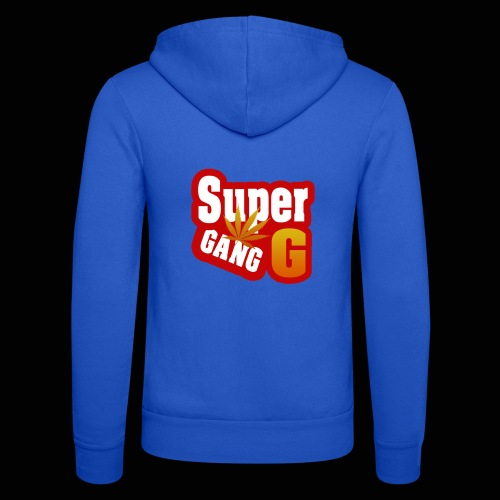 SuperG-Gang - Unisex hættejakke fra Bella + Canvas